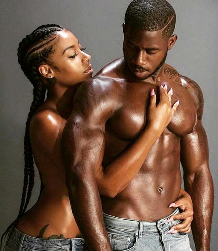 Black heterosexual couples — pic 15
